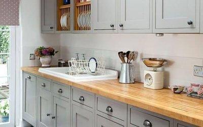Кухни прямой планировки — идеи и советы по интерьеру