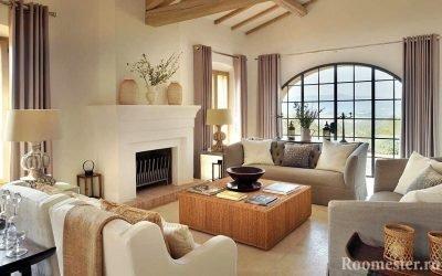 Итальянский стиль — современный интерьер для квартиры и дома