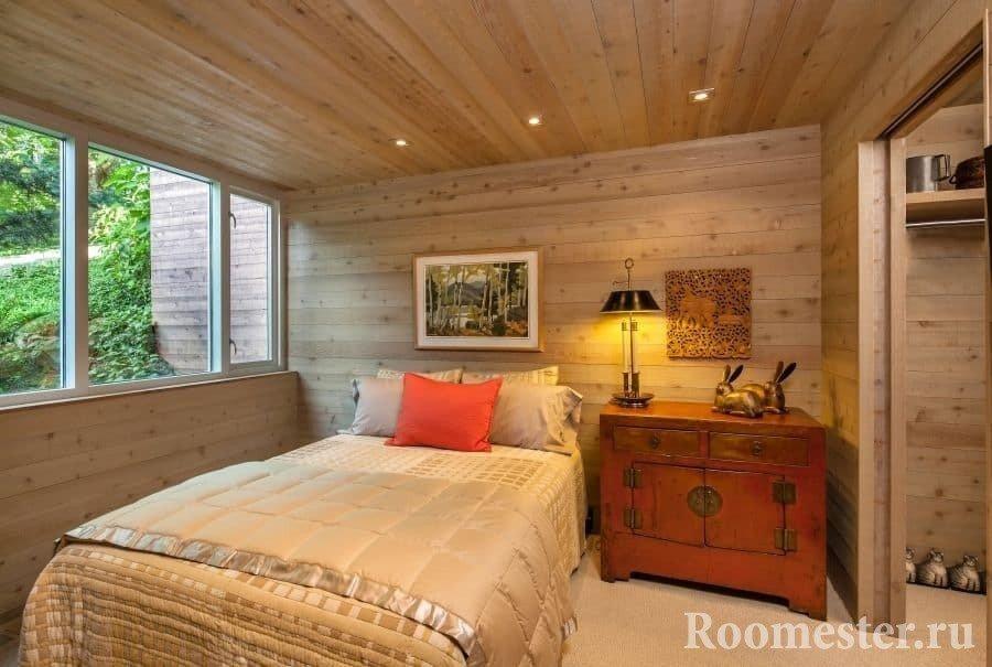 Мелкий декор спальни