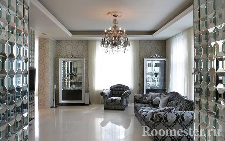 Набор мебели в гостиной
