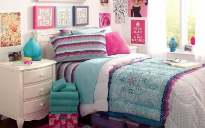 Комната для девочки-подростка — идеи дизайна (20 фото)