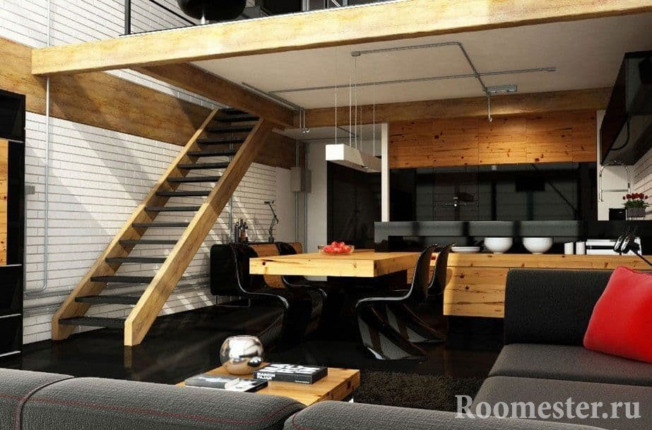Стиль современная классика в интерьере дома со вторым светом