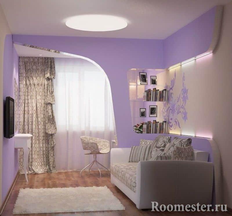 Однокомнатная квартира в хрущевке