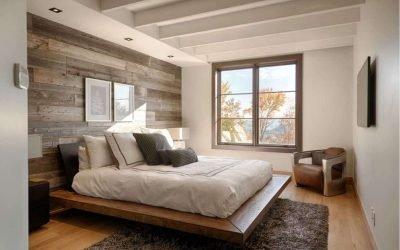 Дизайн спальни 4 на 4: идеи оформления