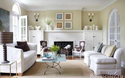 Американский стиль в интерьере квартир и домов