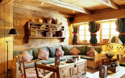 Дачный интерьер — идеи дизайна внутри дома