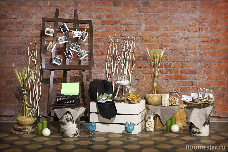 dekor-dlya-doma-15 Идеи для украшения дома своими руками (74 фото): интересные и креативные задумки для уюта, украшаем жилище оригинальными поделками, декор hand made