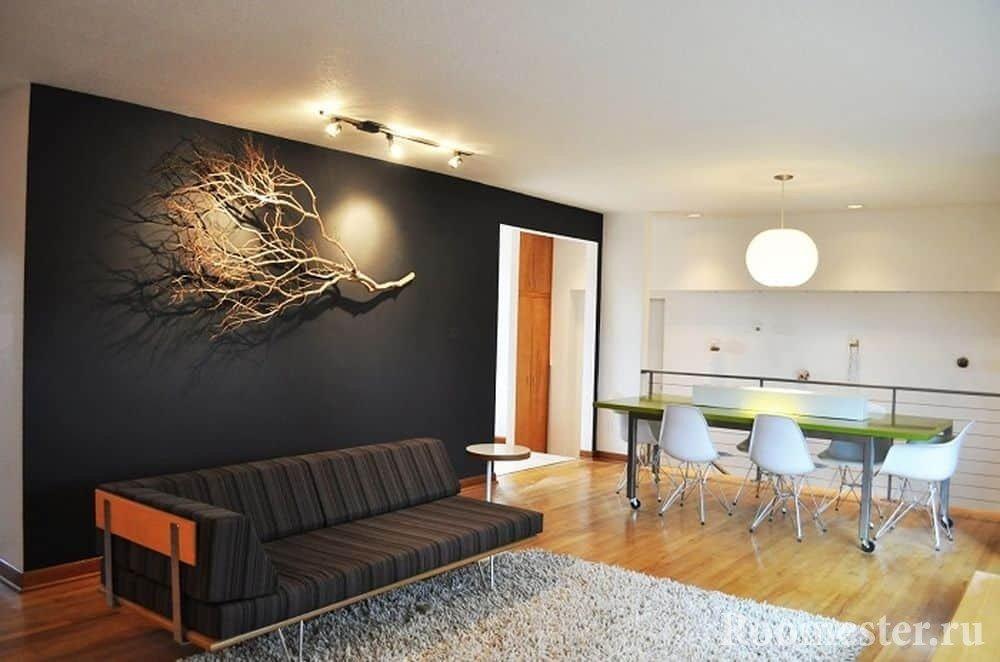 dekor-dlya-doma-16 Идеи для украшения дома своими руками (74 фото): интересные и креативные задумки для уюта, украшаем жилище оригинальными поделками, декор hand made