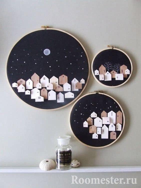 dekor-dlya-doma-52 Идеи для украшения дома своими руками (74 фото): интересные и креативные задумки для уюта, украшаем жилище оригинальными поделками, декор hand made