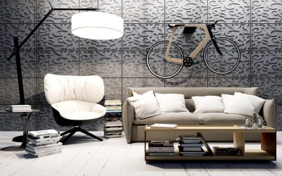 Декорирование стен — 30 идей своими руками