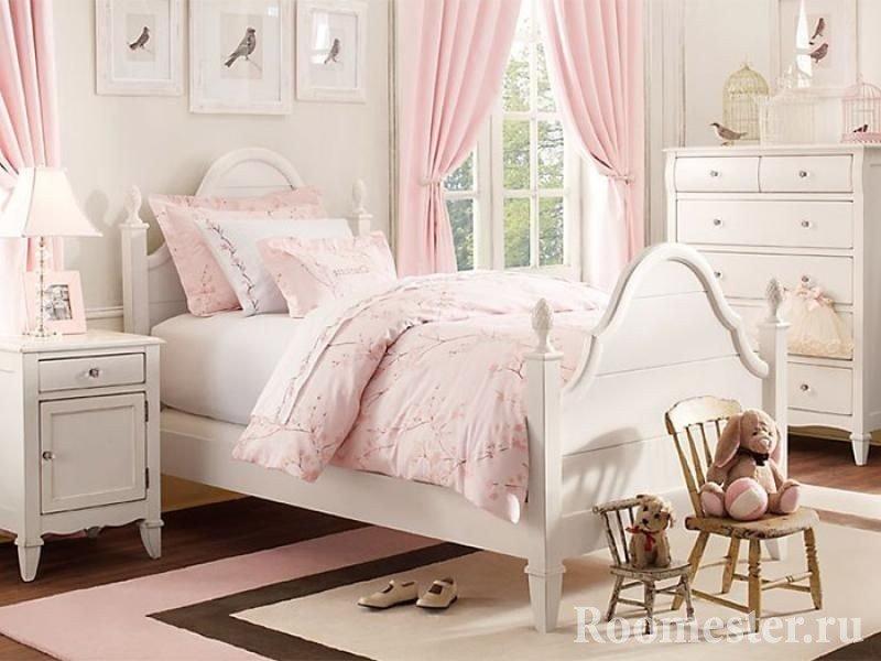 Спальня для любимой дочки