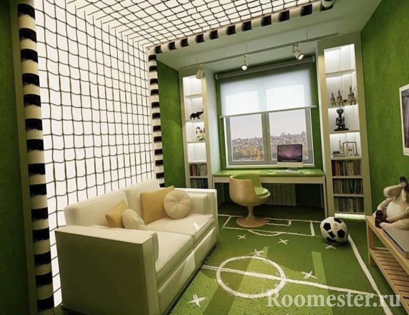 дизайн детской комнаты для мальчика идеи интерьера 50 фото Design