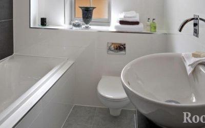 Дизайн ванной комнаты 4 кв м — современный интерьер