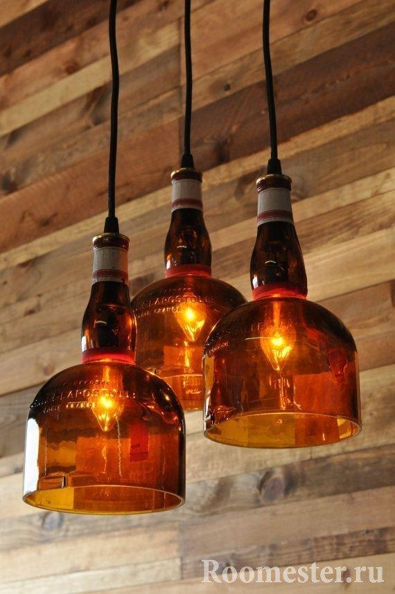 Плафоны под лампочку