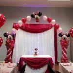 Украшение комнаты на день рождения