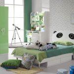 Кровать-панда