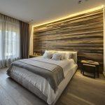 Подсветка спального места