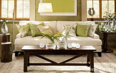 Экостиль в интерьере квартиры и дома