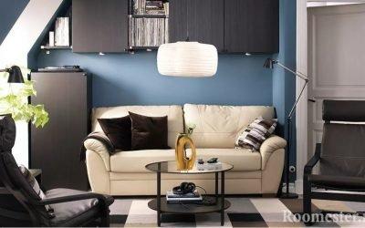 Дизайн маленькой гостиной — идеи интерьера