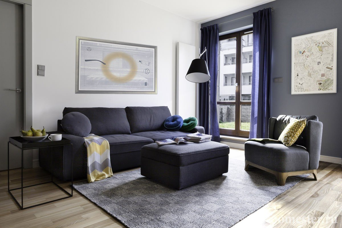 Simple but modern interior