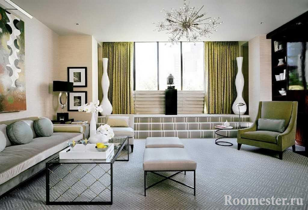 Art Deco Room