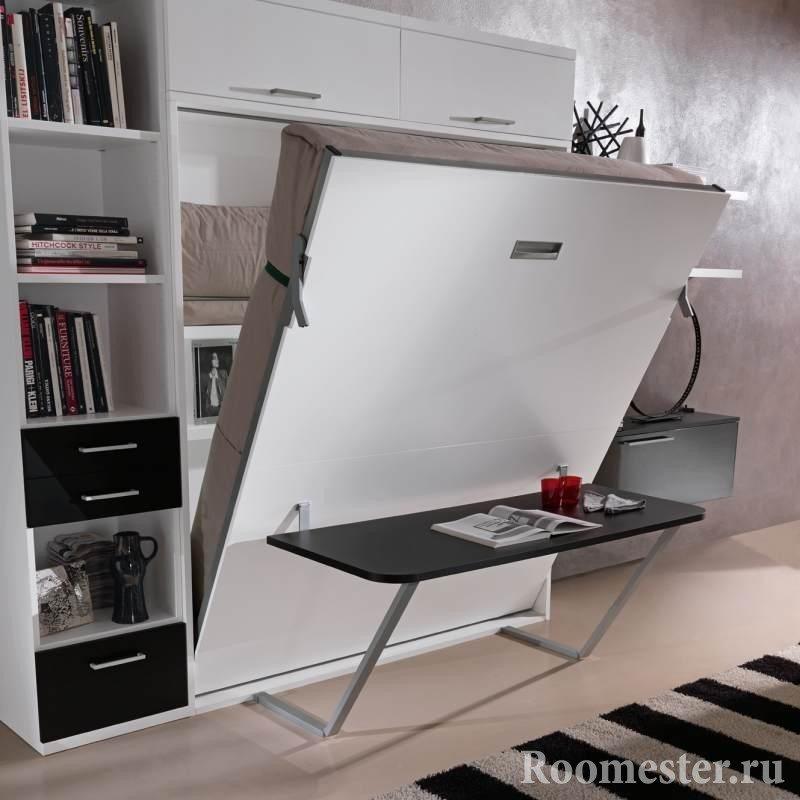 Дизайн узкой комнаты - 30 фото примеров