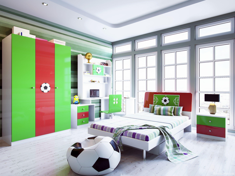 Мебельный гарнитур для мальчика