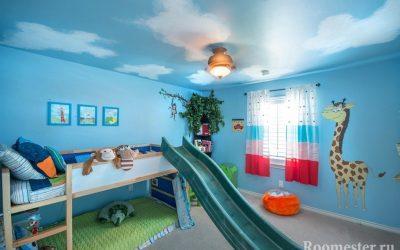 Декор детской комнаты — 40 фото примеров