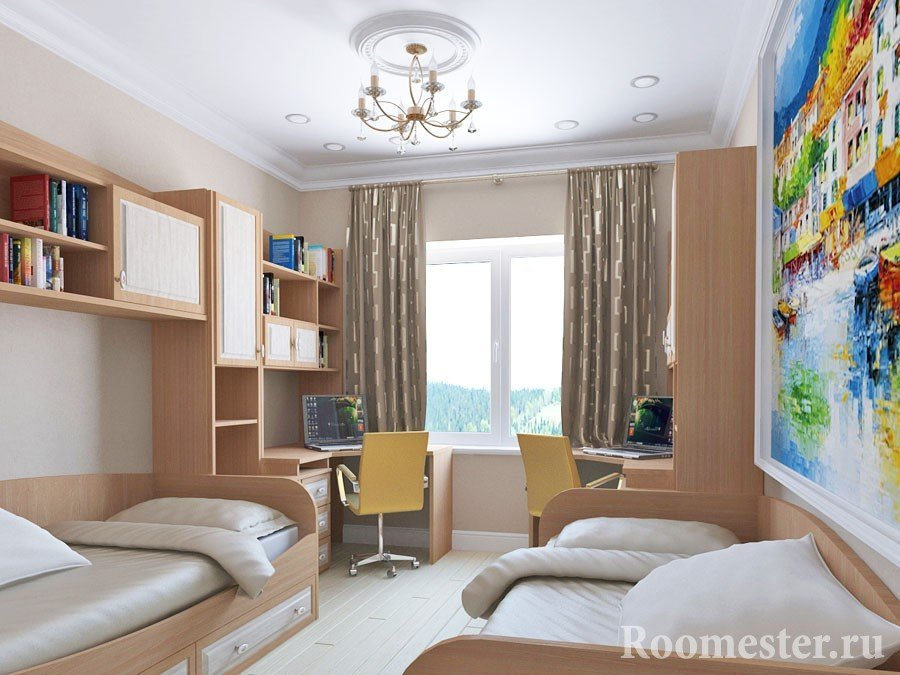 Комната для подростков
