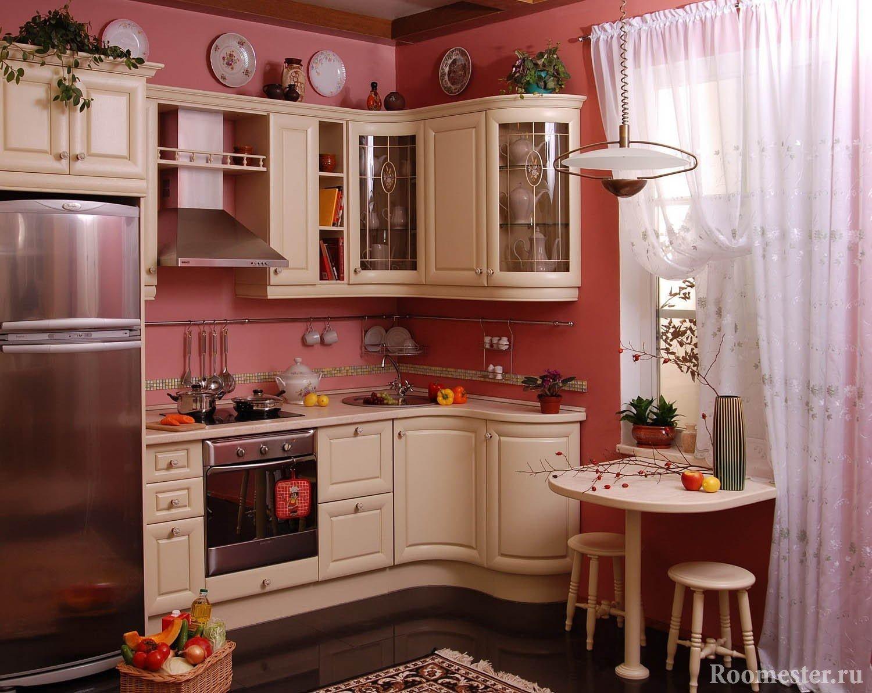 Классический мебельный гарнитур