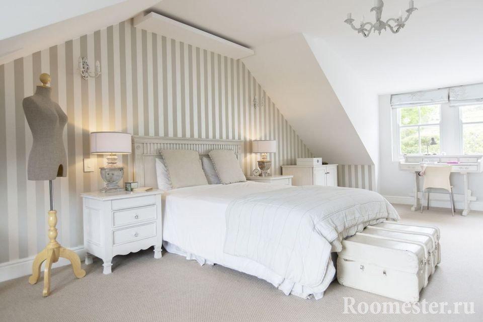 Дизайн спальни для молодой девушки