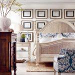 Современный интерьер спальни во французском стиле
