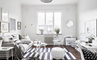 Дизайн гостиной в хрущевке — 30 фото идей обустройства комнаты