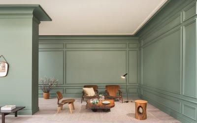 Молдинги для стен: 40+дизайнерских приемов для декора интерьера