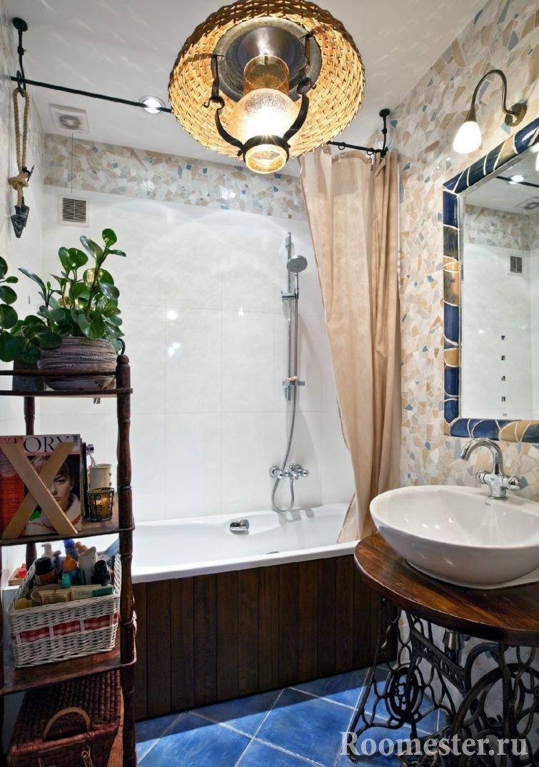 Дизайн ванной комнаты 3 кв.м.