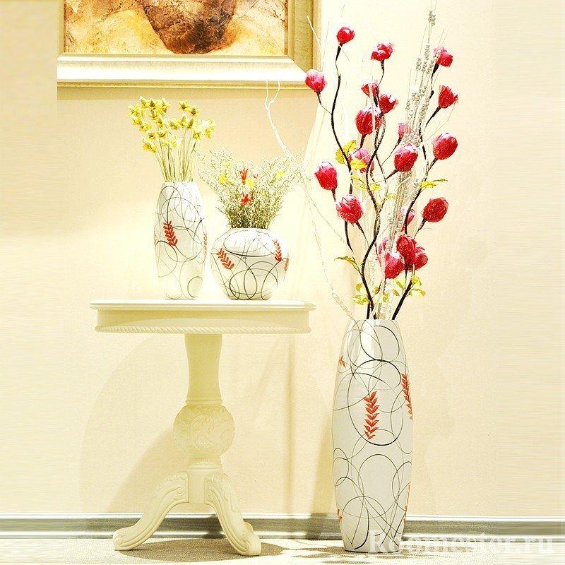 Набор ваз для дома