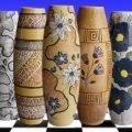 Напольные вазы- дополнение к декору