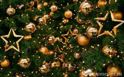 70 идей новогоднего декора: украшаем квартиру и дом