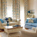 Текстиль в комнате сочетание