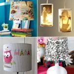 Разное оформление ламп