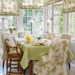 Кресла и шторы одинакового дизайна