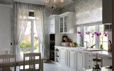 Дизайн кухни в стиле прованс +65 фото