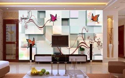 Декор гостиной — идеи и подходы по украшению комнаты своими руками