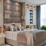 Лампы над кроватью