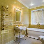 Шикарный интерьер ванной