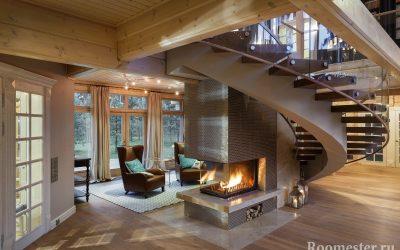 Дизайн дома +155 фото примеров оформления интерьера