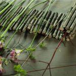 Цветы и ветки