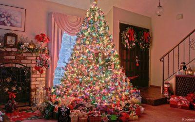 Как украсить елку на Новый 2019 год — советы и примеры