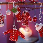 Необычное новогоднее украшение