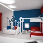 Белая мебель в детской